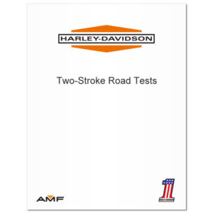 Two-stroke road tests